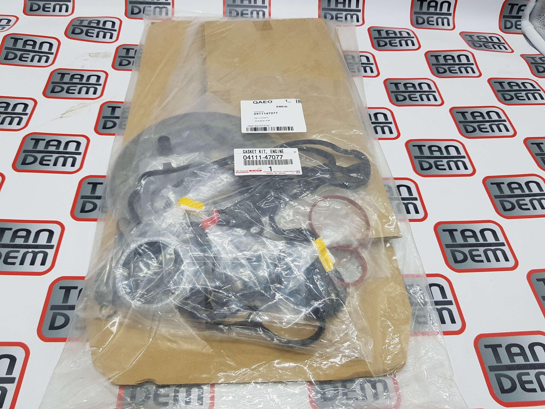 Комплект прокладок двигателя 04111-47077, 04111-47071