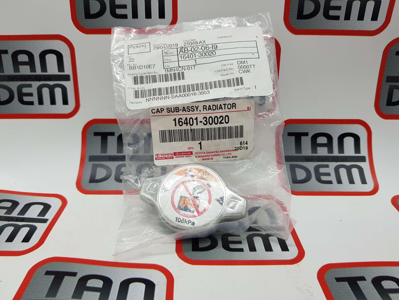 Крышка радиатора 16401-30020, 16401-46610