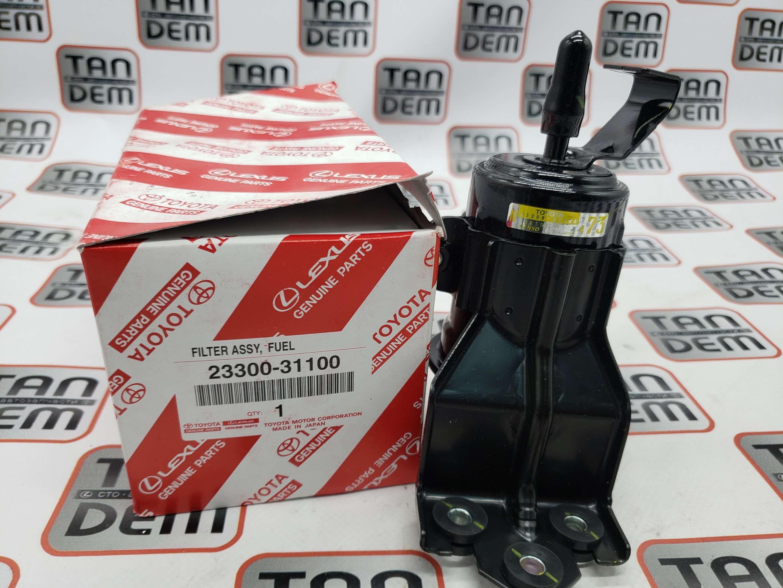 Фильтр топливный LC120 23300-31100, 23300-31090