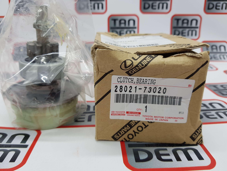 Бендикс стартера LC120 2,7 28021-73020,